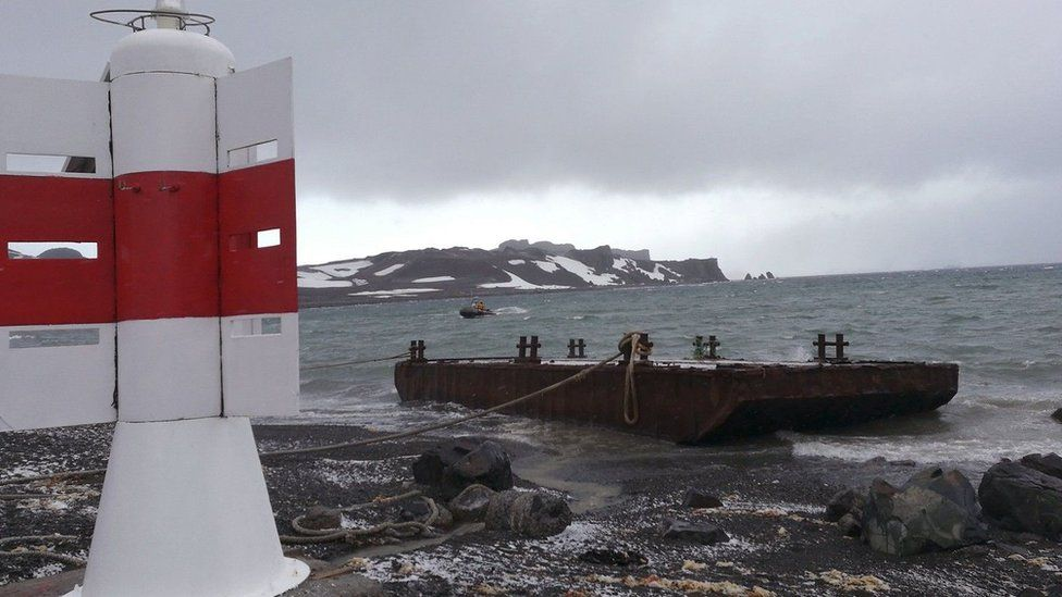 Антарктида смерті полярників відомі катастрофи