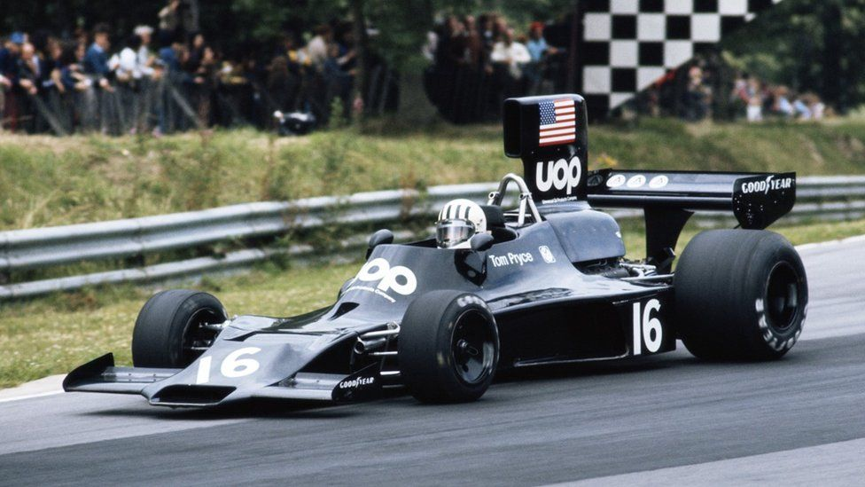 British Grand Prix 1974