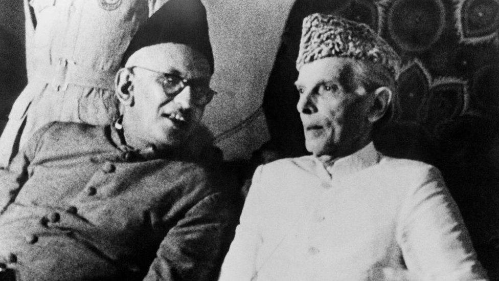 جناح اور آئی آیی چندریگر