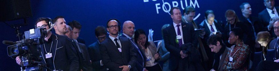 WEF audience