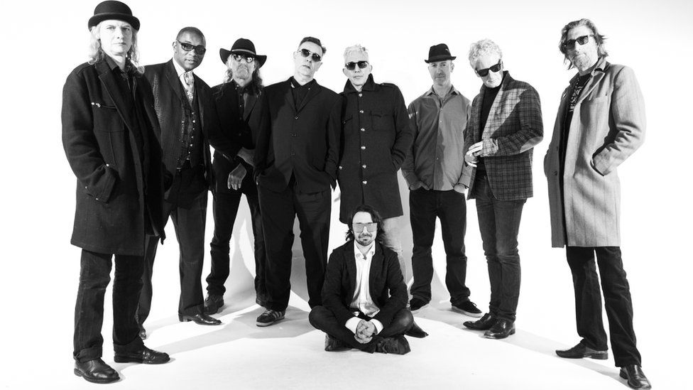 The Alabama 3