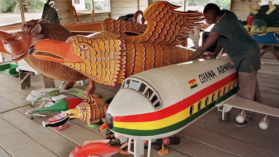 Caskets for sale in Ghana