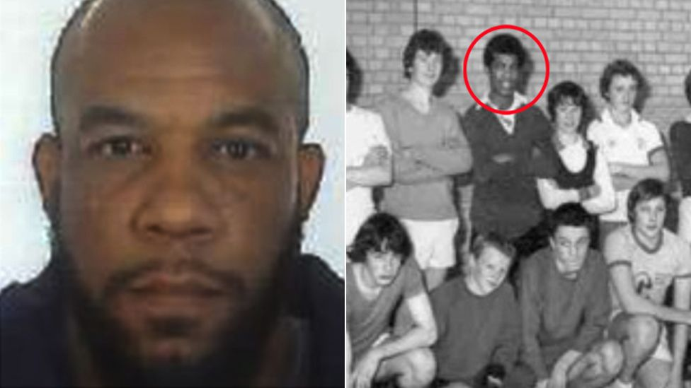 Two images of Khalid Masood
