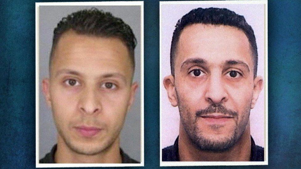 Salah and Brahim Abdeslam