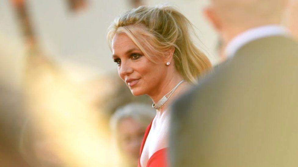 Britney Spears in 2019