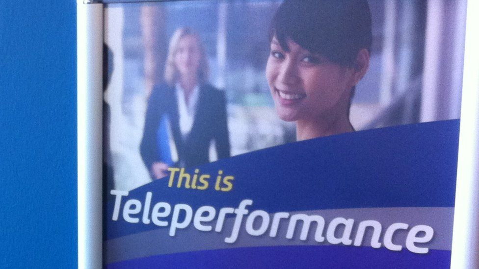 Teleperformance provides customer service for Sainsbury's