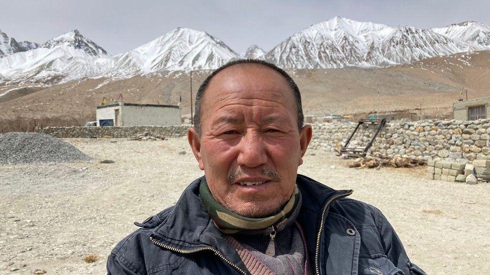 A photo of Nawang Dorjay