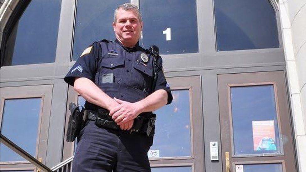 Officer Mark Dallas