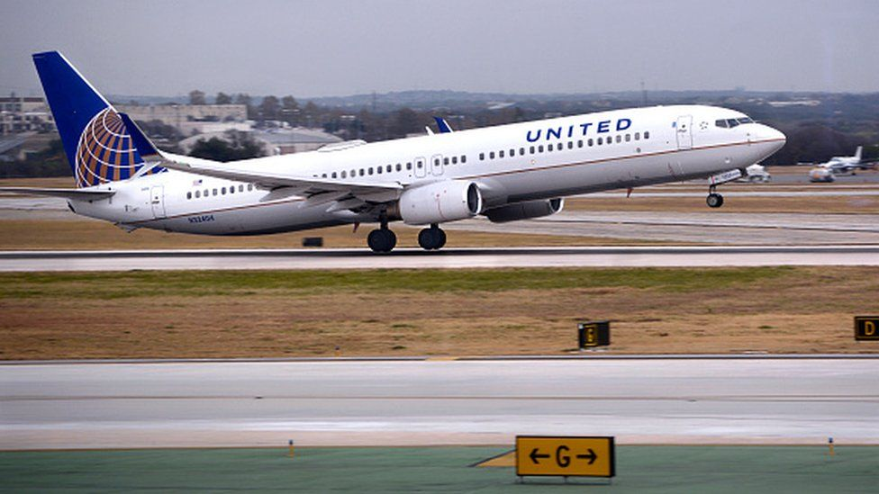 United Airlines passenger stung by scorpion during flight