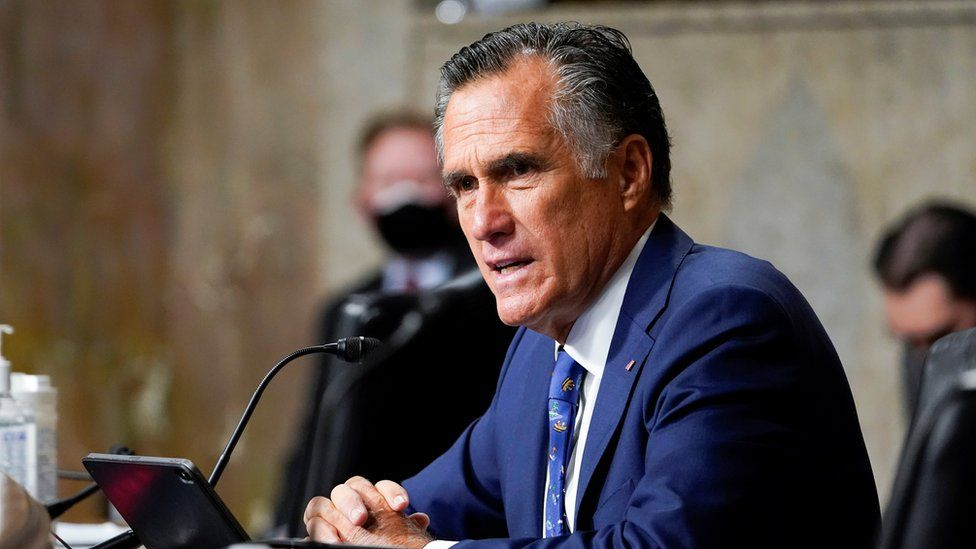 Mitt Romney loudly booed at Utah Republican convention thumbnail