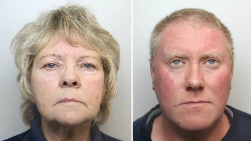 Gary Dean murder: Scott and Carol Dawson jailed for life