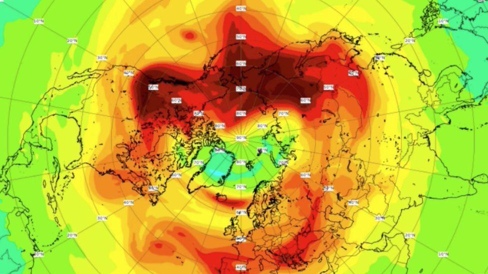 Como o maior buraco na camada de ozônio no Polo Norte finalmente se fechou