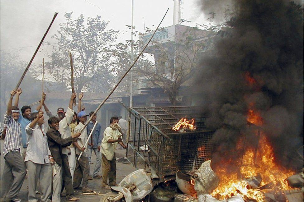 Gujarat riots