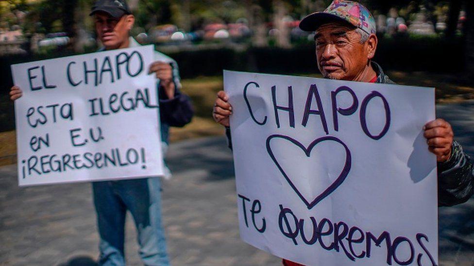 """Juicio a """"El Chapo"""": ¿por qué las revelaciones en el juicio contra el narco no causan escándalo en México?"""