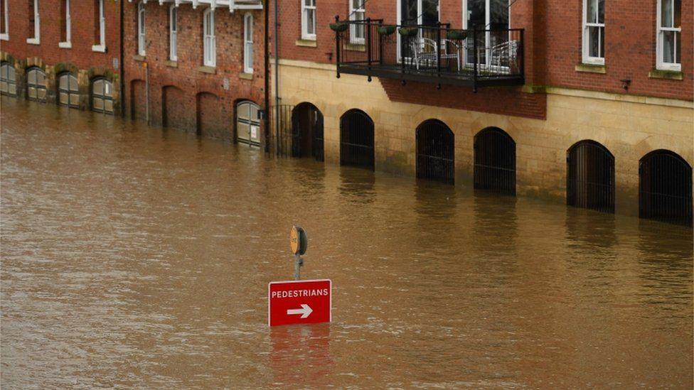 Потоп в Йорке