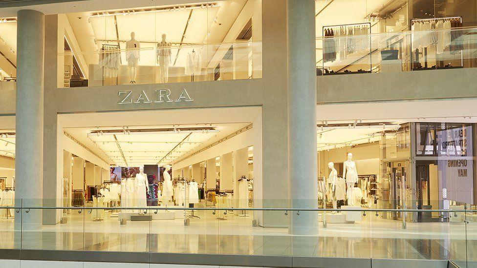 Zara store
