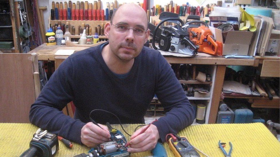 Thomas Opsomer, a spokesperson for iFixit