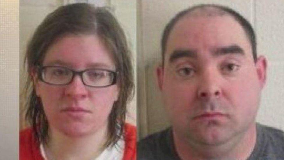 Heather Franklin, 33, and Ernest Franklin, 35