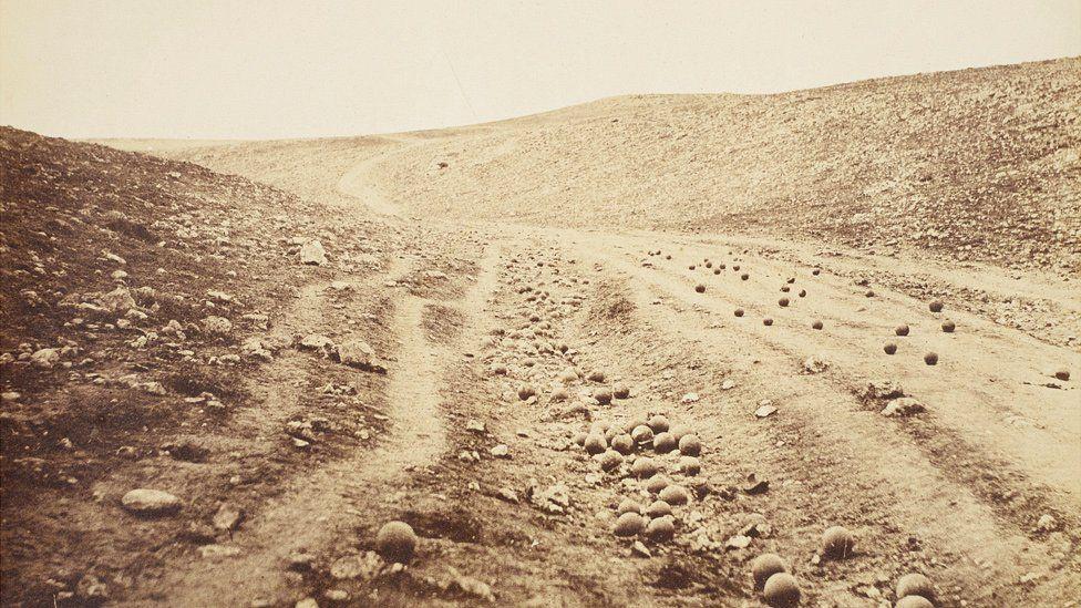 Shadows of War: Roger Fenton's Photographs of the Crimea