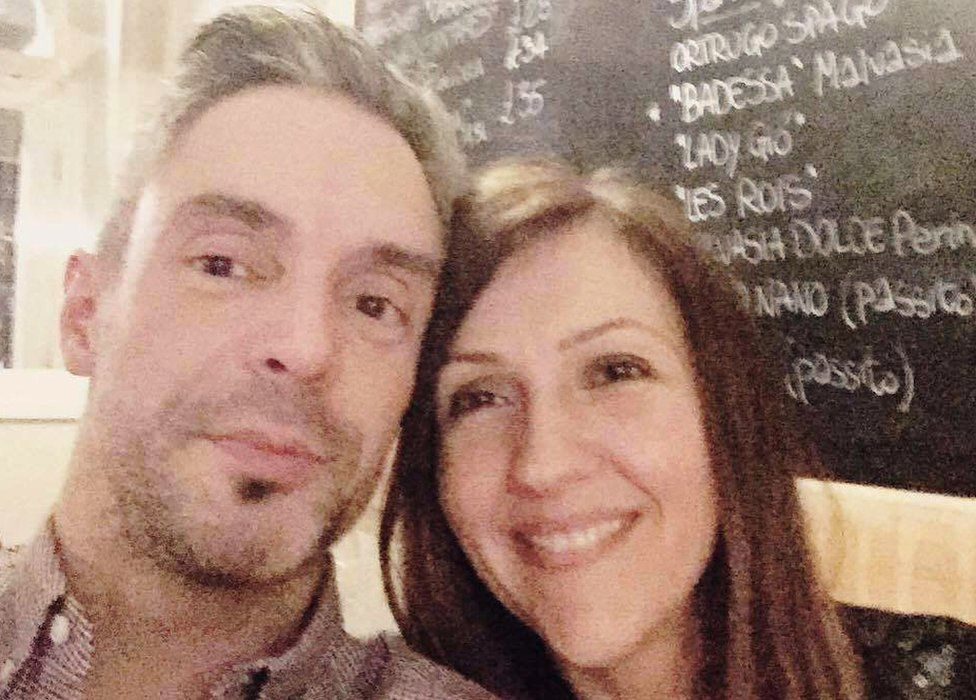John and Aysha Frade
