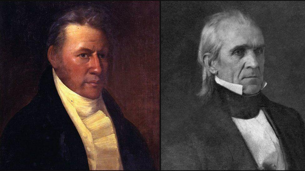 James Birney a James Polk