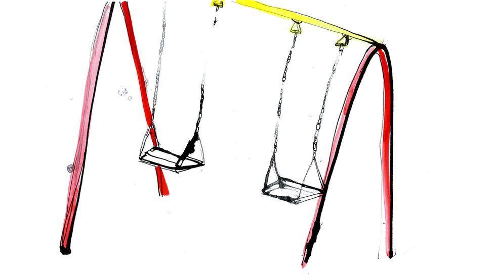 Swings illustration