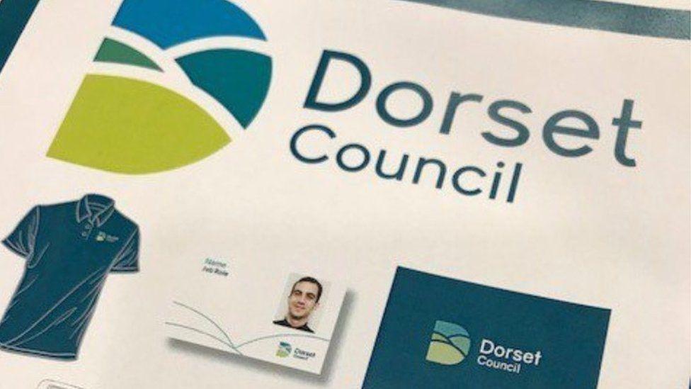Designs for Dorset Council logo