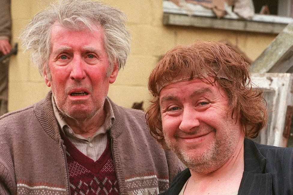 Rikki Fulton and Gregor Fisher were great friends