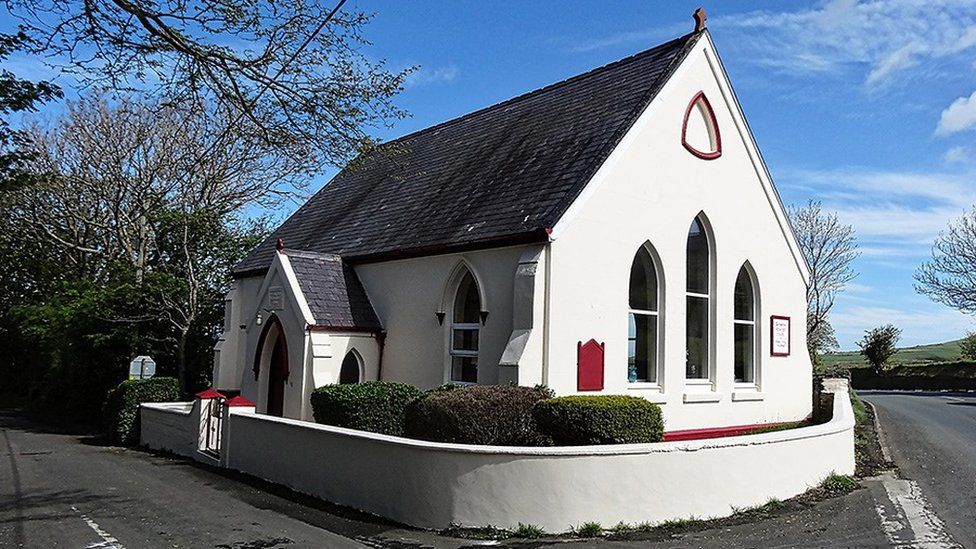 Barre Garroo Crossroads, Isle of Man