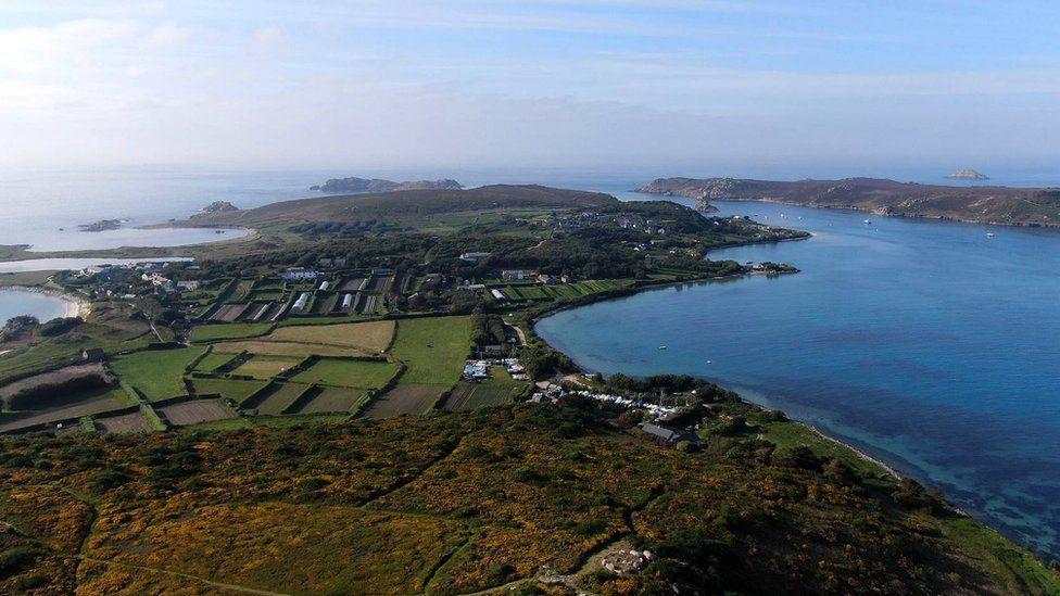 Bryher island