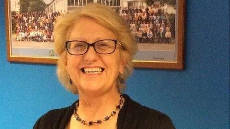 Menna Sweeney has been appointed MBE