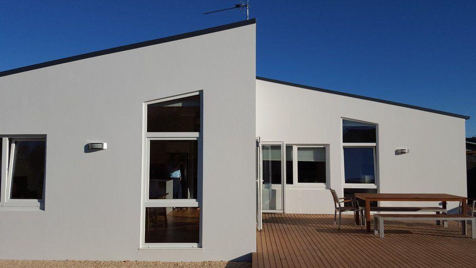 Dean Buckeridge designed house