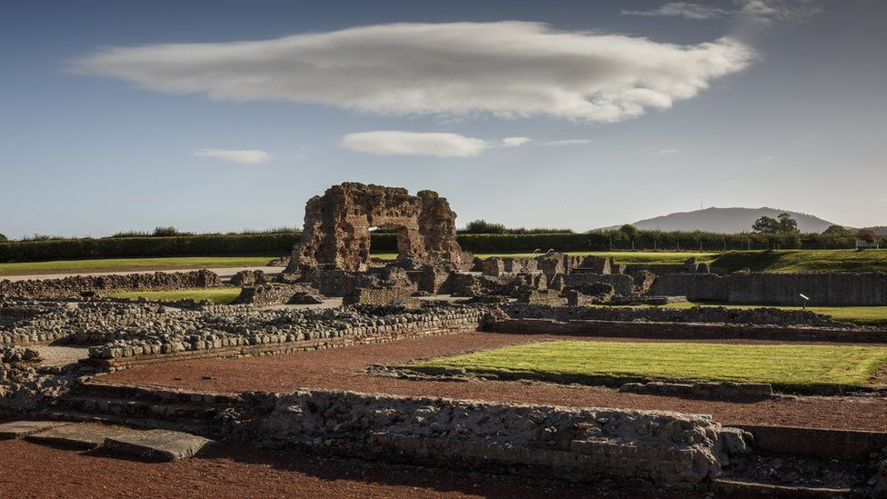The Wroxeter site