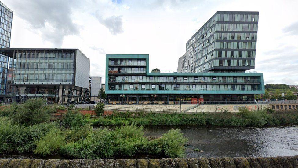 Wicker Riverside development