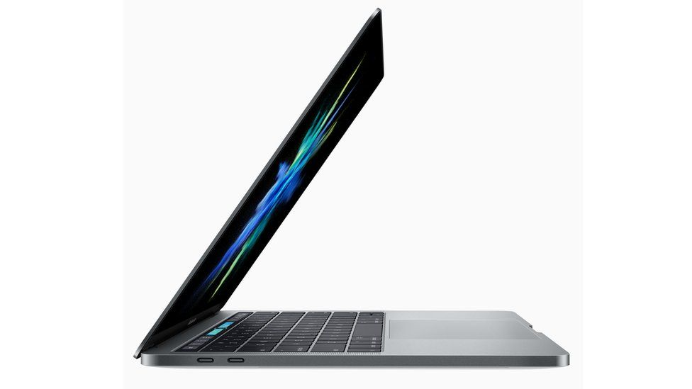 Apple's 2017 MacBook Pro