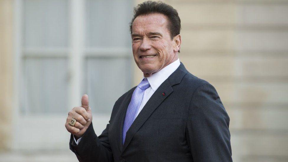 El Inspirador Mensaje De Arnold Schwarzenegger A Un Hombre