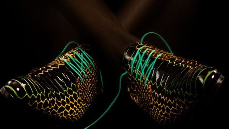 Snake shoes by Vivienne Westwood