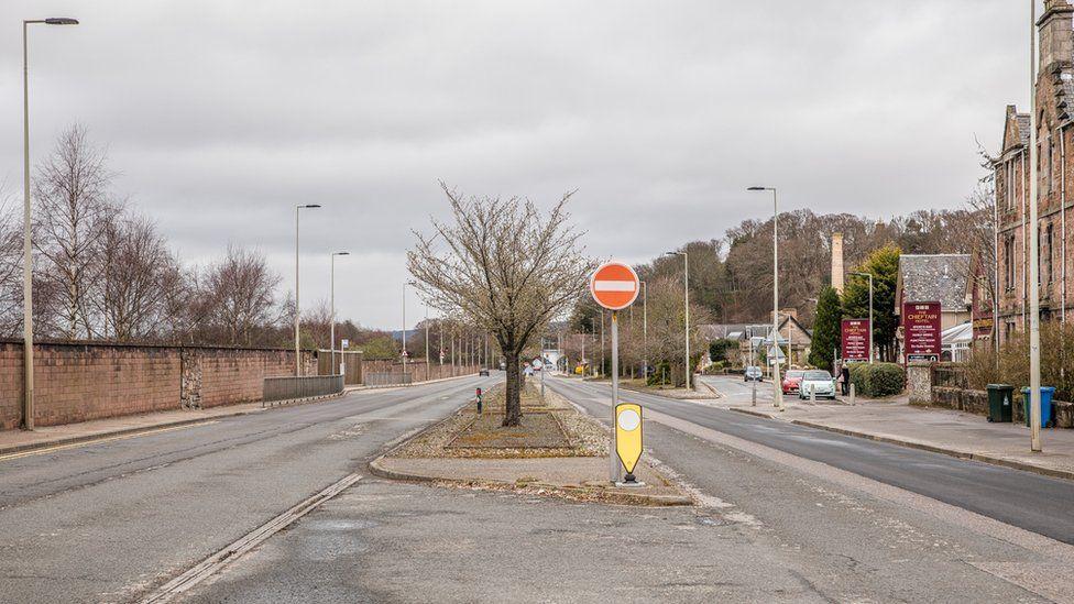 Millburn Road