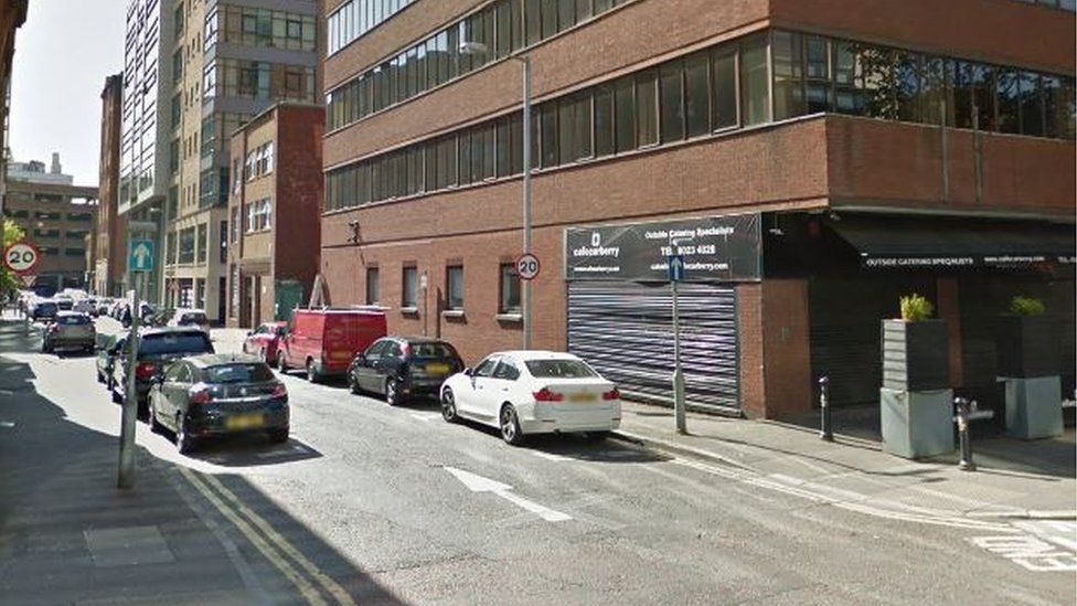 Gloucester Street Belfast