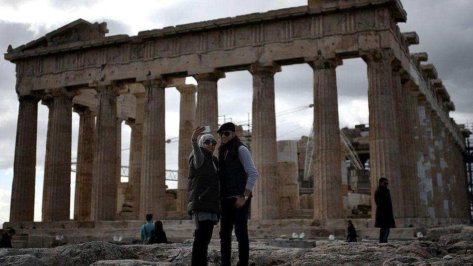 Por qué los humanos sienten fascinación por los lugares en ruinas