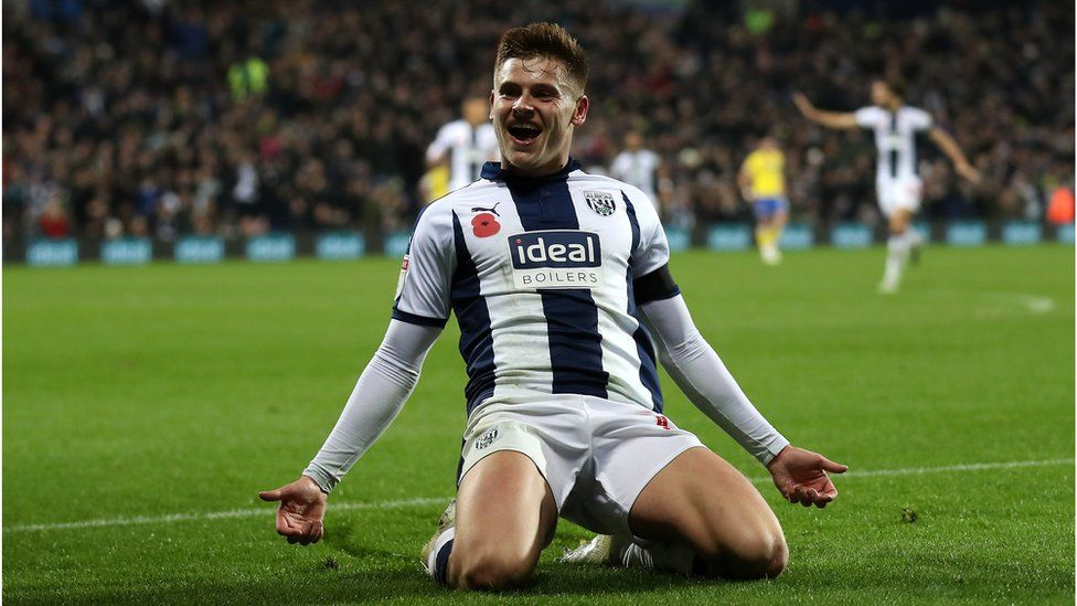 A West Bromwich Albion Football Club player