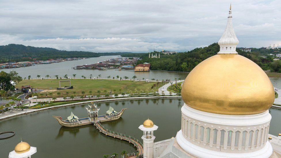 Inside the silent nation of Brunei