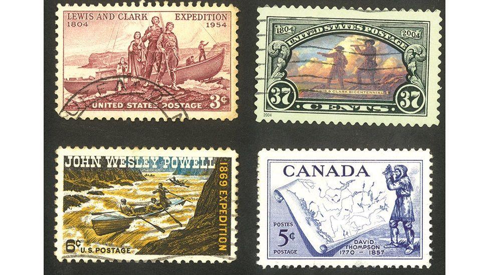 Stampiau Unol Daleithiau America