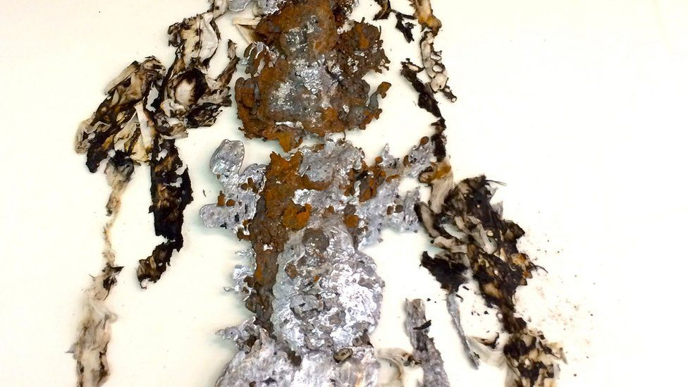 Iron on the dress: redressing the story of Amy Dillwyn