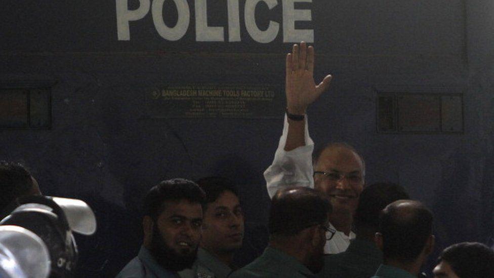 Salahuddin Quader Chowdhury (October 2013)