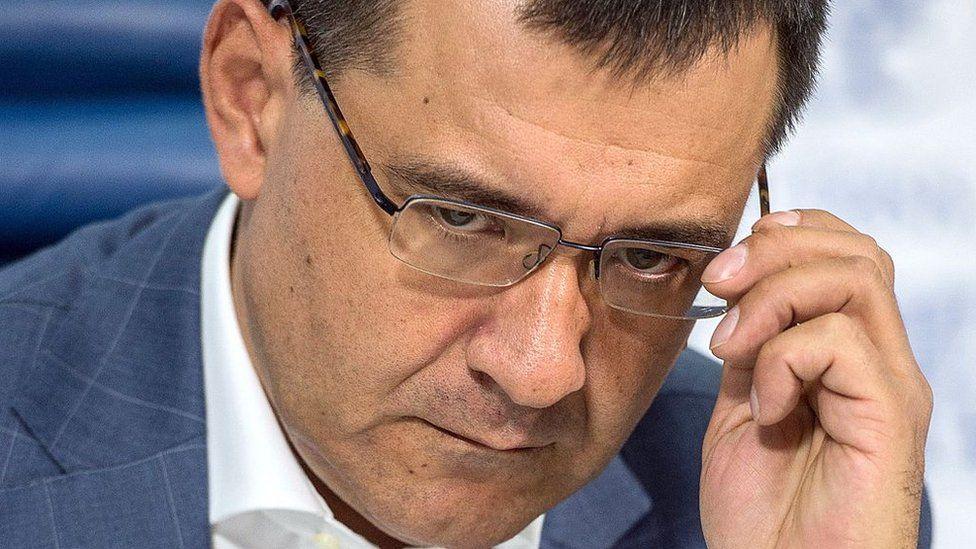 Valery Seleznev, State Duma member representing the Liberal Democratic Party (LDPR).