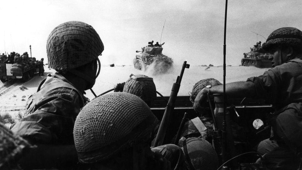 50. yılında 1967 Arap-İsrail Savaşı: Orta Doğu'yu sarsan 6 gün