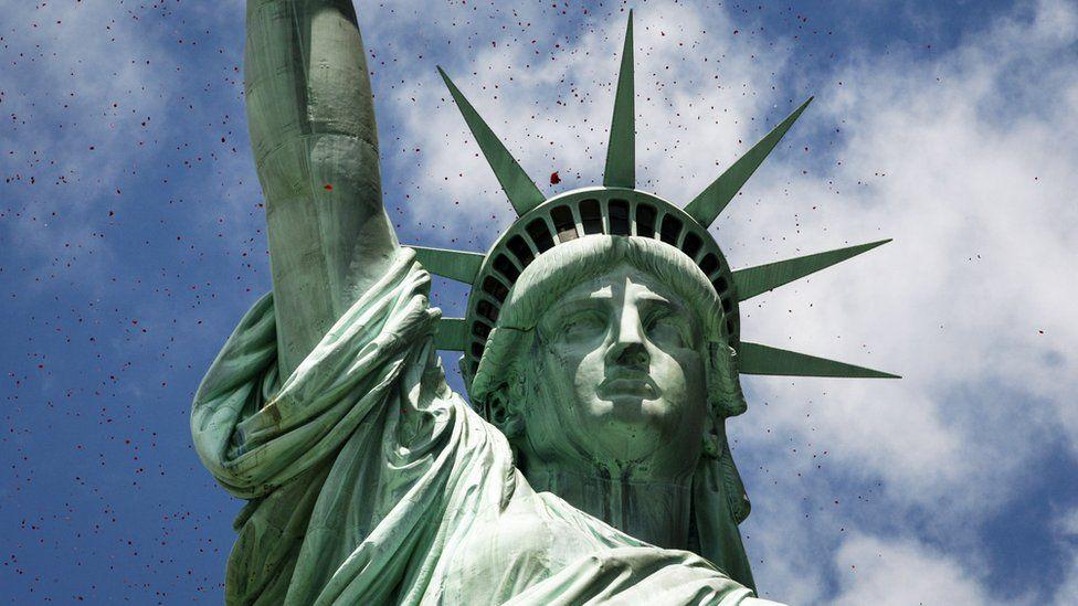 5 datos curiosos sobre la Estatua de la Libertad de Estados Unidos