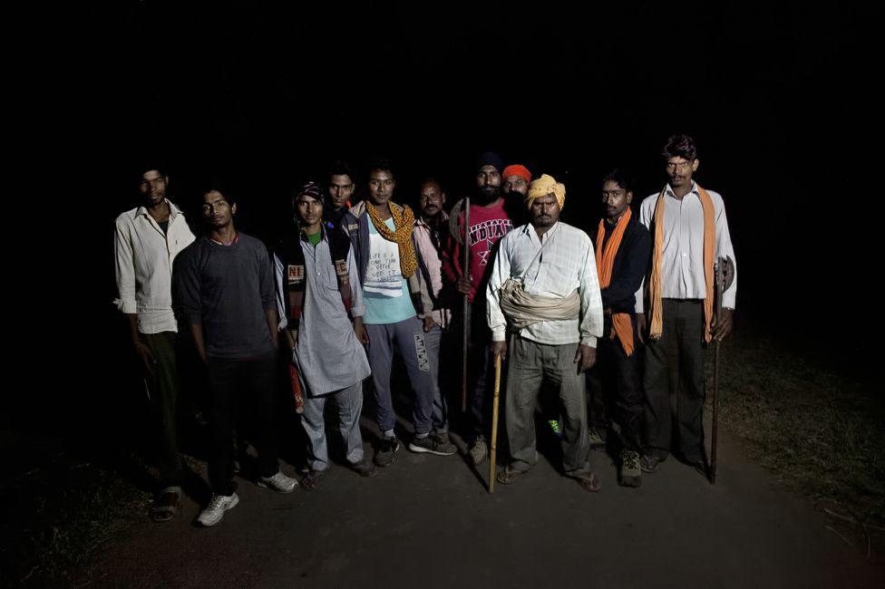 Nawal Kishore Sharma's cow vigilante gang