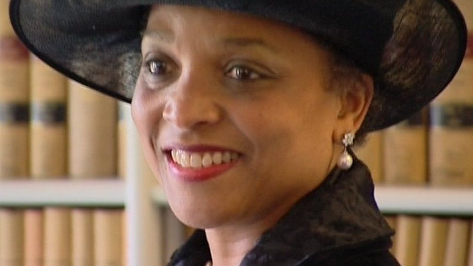 Peaches Golding said she wanted to help to 'level the playing field' for Bristolians
